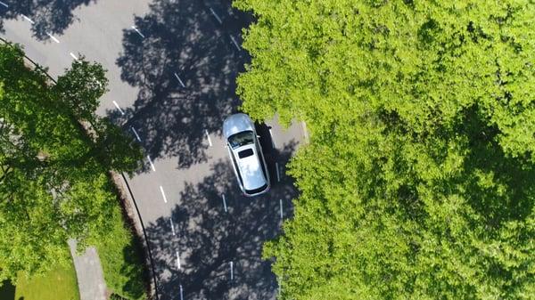 Elektrische auto milieu