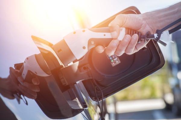 elektrisch tanken is goedkoper